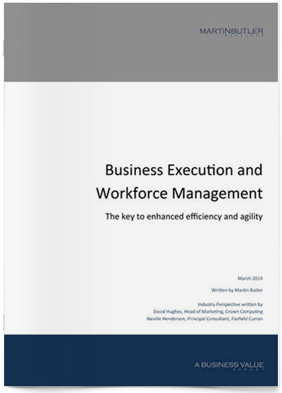 Business Execution and Workforce Management